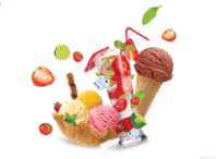دانلود عکس با کیفیت png بستنی