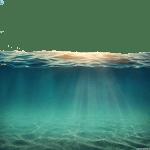 عکس Png زیر و بالا دریا