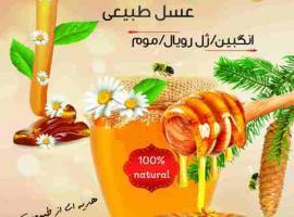 تراکت تبلیغاتی فروشگاه عسل