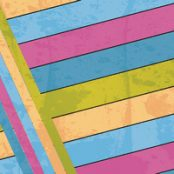 قالب پاورپوینتی رنگی تختی