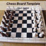 قالب پاورپوینتی شطرنج