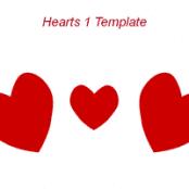 قالب  پاورپوینتی قلب