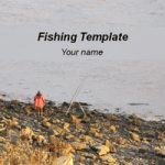 قالب پاورپوینتی ماهیگیری