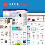 قالب کات شاپ Kuteshop نسخه اصلی فارسی
