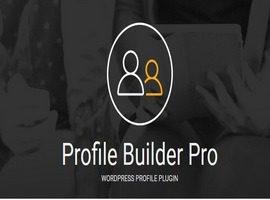 افزونه Profile Builder Pro فارسی نسخه اصلی