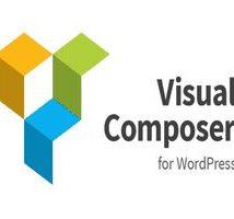 افزونه ویژوال کامپوزر فارسی-Wpbakery Visual composer