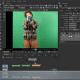 آموزش کار با پرده سبز به صورت چند قسمتی در نیوک Digital Tutors