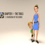 آموزش پیشرفته انیمیشن کاراکتر در Blender