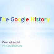 پاورپوینت تاریخچه گوگل