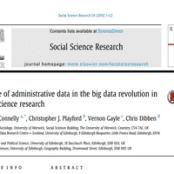 مقاله Social Science Research