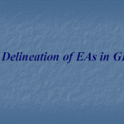 پاورپوینت Delineation of EAs in GIS