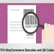 افزونه فارسی بارکدخوان ووکامرس –  WooCommerce Barcodes and QR Codes Premium