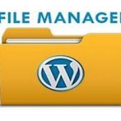 افزونه فایل منیجر وردپرس-Advanced File Manager