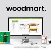 قالب فارسی وودمارت WoodMart