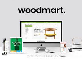 قالب فارسی وودمارت- WoodMart