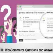 افزونه فارسی پرسش و پاسخ ووکامرس-WooCommerce Questions and Answers Premium