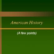 پاورپوینت American History
