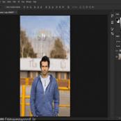 آموزش حذف پس زمینه عکس در فتوشاپ