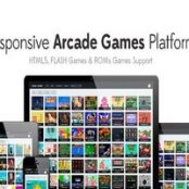 اسکریپت سایت بازی آنلاین Arcade Game Script