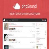 اسکریپت اشتراک گذاری موزیک phpSound