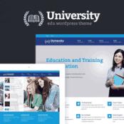 قالب فارسی University – پوسته آموزش و پرورش و دانشگاه