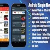 اپلیکیشن اندروید Arthur Android Simple News App