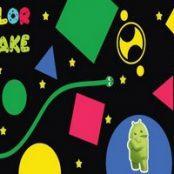 تمپلیت بازی اندروید Color Snake Arcade Game Template