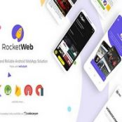 اپلیکیشن اندروید RocketWeb