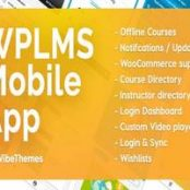 اپلیکیشن اندروید WPLMS