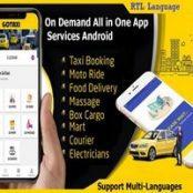 اپلیکیشن درخواست تاکسی اندروید GoTaxi