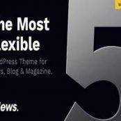 قالب JNews پوسته مجله ای وردپرس سازگار با AMP