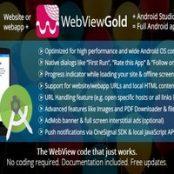 اپلیکیشن WebViewGold برای اندروید
