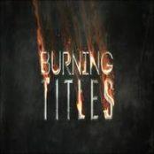 افتر افکت افکت آتش Burning Titles