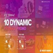 افترافکت Dynamic Product Promo