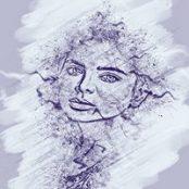 اکشن فتوشاپ Ink Manipulation Photoshop Action 2