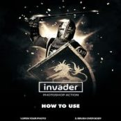 اکشن فتوشاپ Invader Photoshop Action