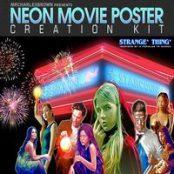 کیت پوستر فیلم Neon Movie Poster Kit