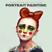 اکشن فتوشاپ نقاشی پرتره  Portrait Painting