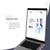 افتر افکت تبلیغ وبسایت W2 – Website Promo