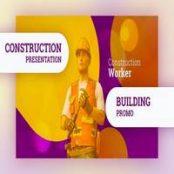 افترافکت تیزر تبلیغاتی شرکت ساختمانی Building Corporate – Clean Construction
