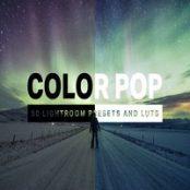 پریست لایتروم ۵۰ Color Pop Lightroom Presets LUTs