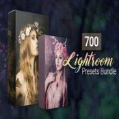 پریست لایتروم باندل  ۷۰۰ Amazing Lightroom Presets Bundle
