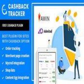 افزونه Cashback Tracker برای وردپرس