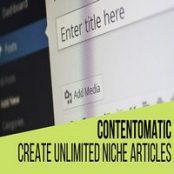 افزونه کانتنتوماتیک Contentomatic برای وردپرس