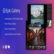 افزونه Epic Zoom Gallery برای وردپرس