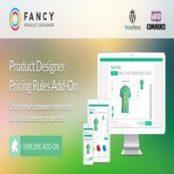 افزونه Fancy Product Designer Pricing Add-On