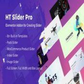 افزونه HT Slider Pro برای وردپرس