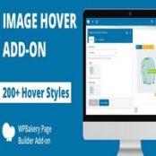 افزونه Image Hover Add-on for WPBakery Page Builder