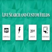 افزونه Live Search and Custom Fields برای وردپرس