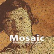 اکشن فتوشاپ موزاییک  Mosaic Photoshop Action